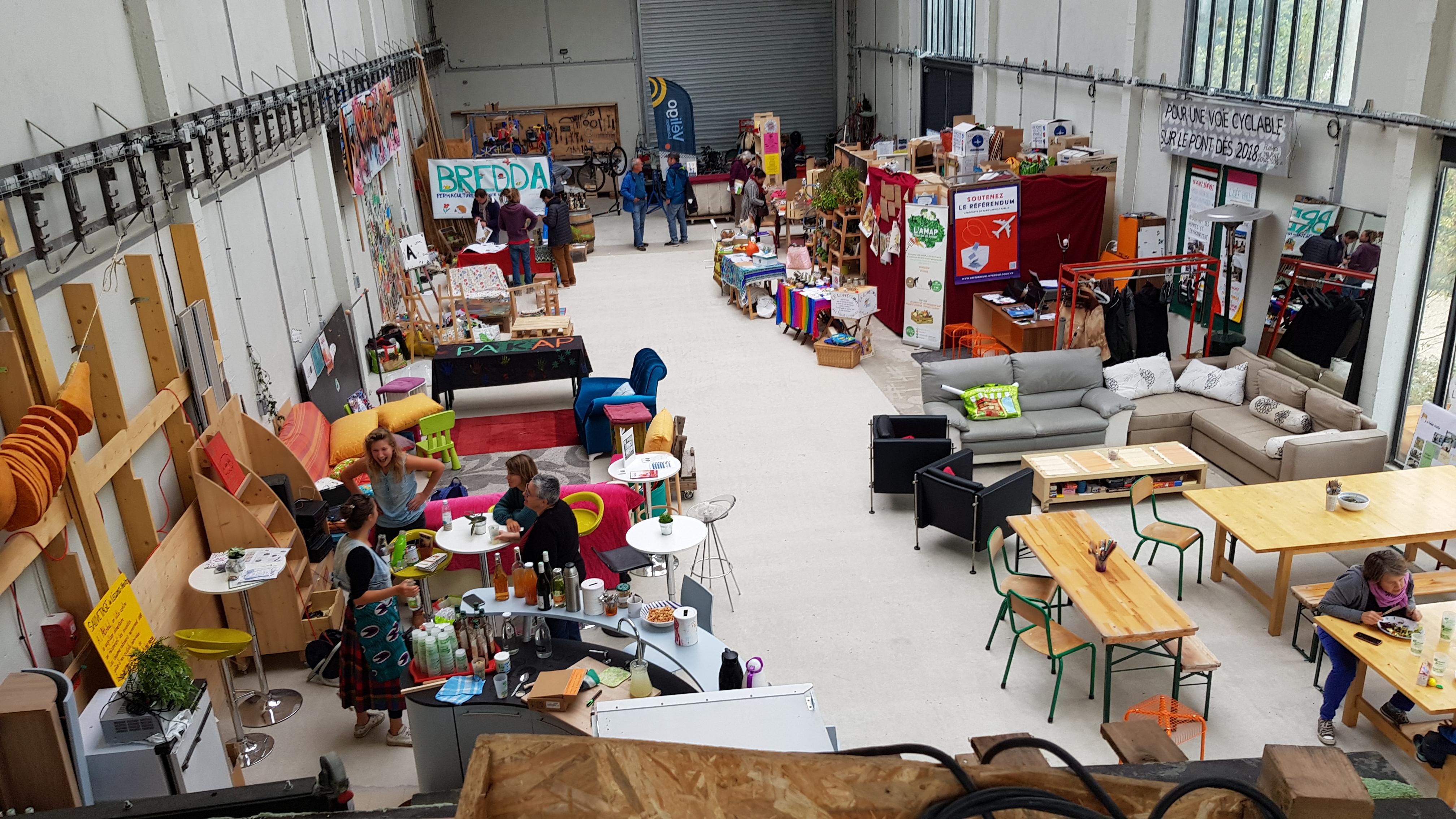 Ateliers Ecoresponsables L'Attribut