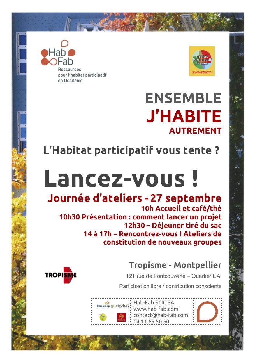 Journée de lancement de nouveaux projets à Montpellier et sa région
