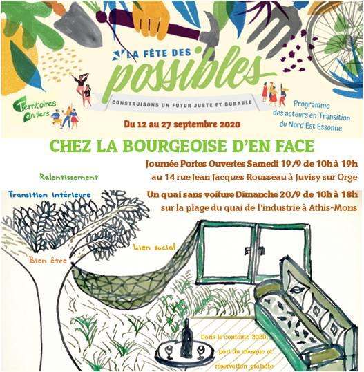 La Fête des Possibles Chez La Bourgeoise D'en Face