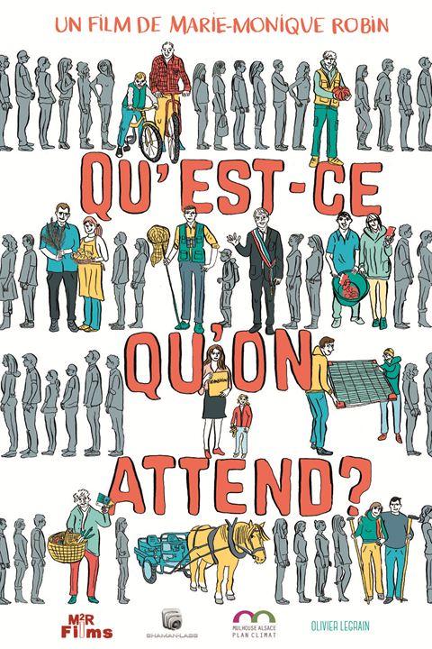 Ciné-débat «Qu'est-ce qu'on attend?»