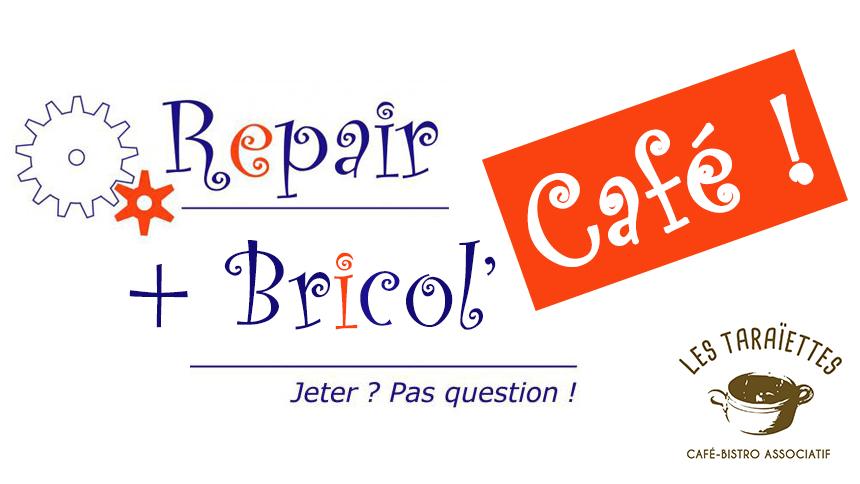 Repair' et bricol' café