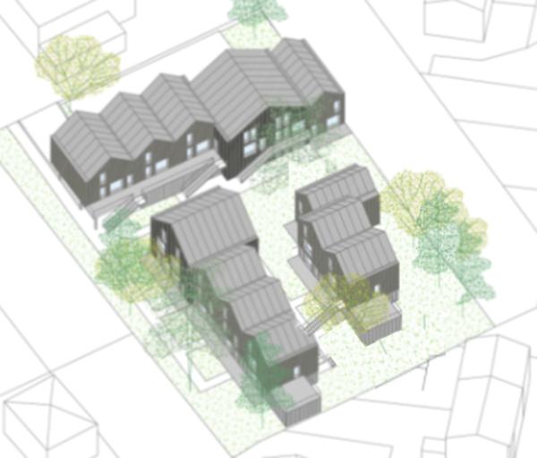 Portes ouvertes de l'habitat participatif «Les Gravillons»