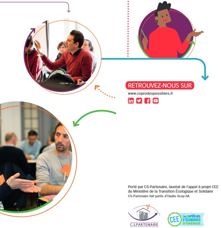 Atelier-Rencontre LaCoproDesPossibles