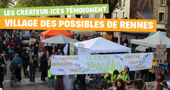 Village des Possibles de Rennes