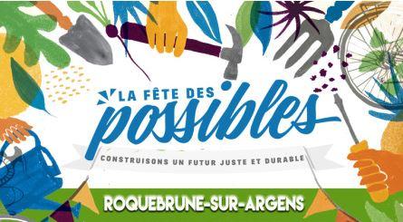 Fête des Possible Village de Roquebrune/Argens