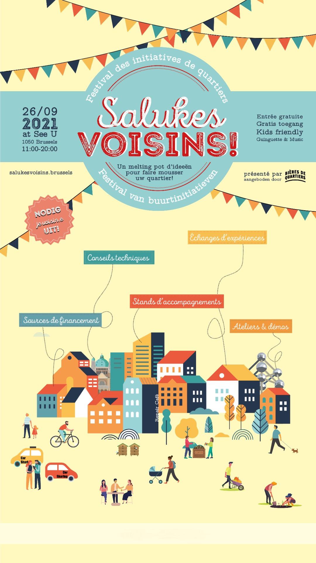 Festival Salukes Voisins!