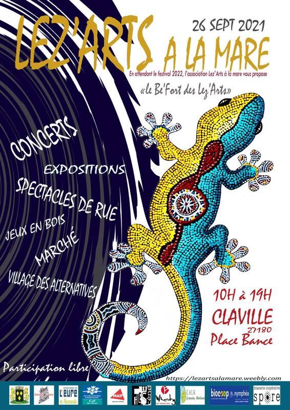 Festival Lez'Arts à la Mare