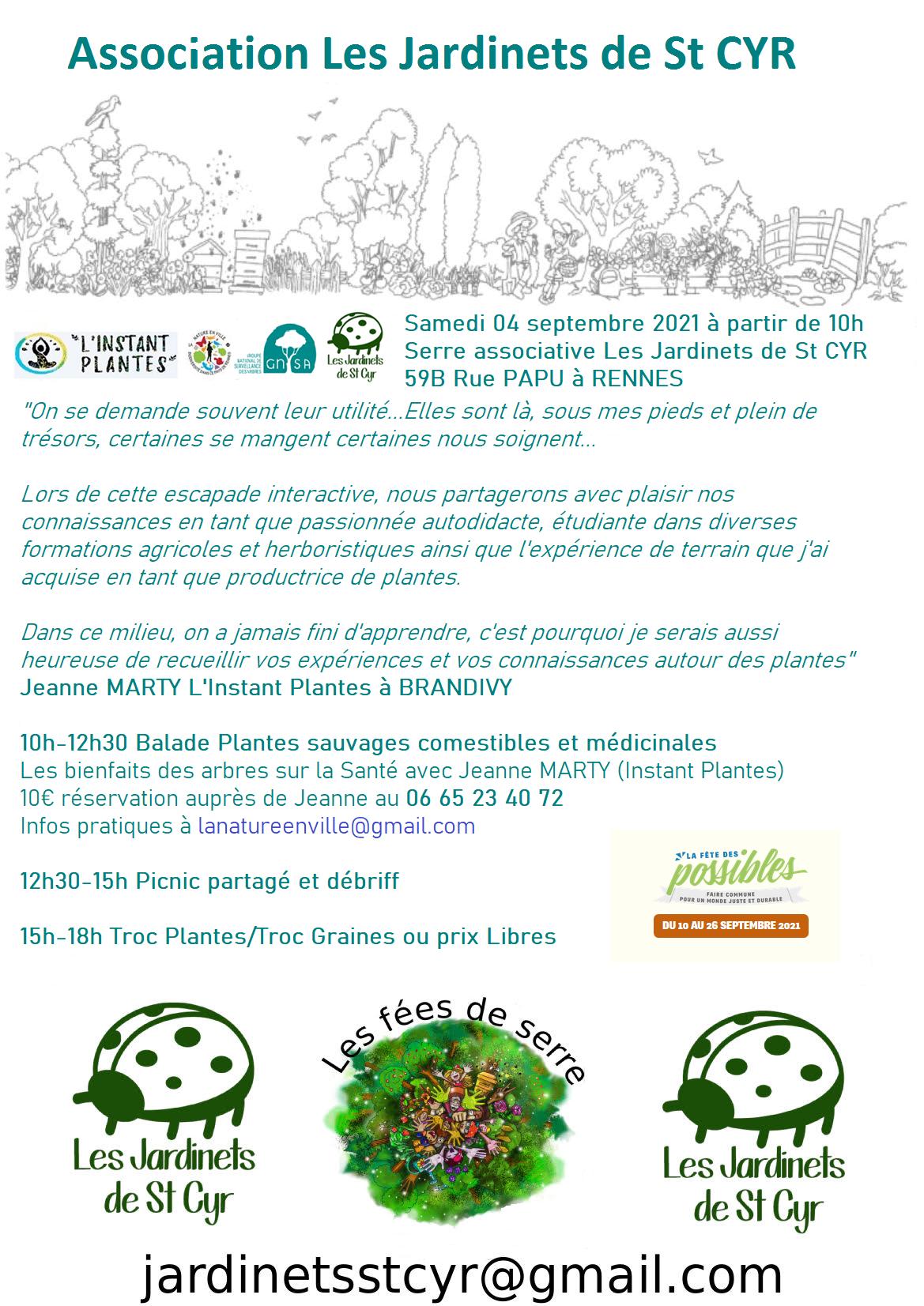 Troc Plantes: Troc graines/Prix Libres