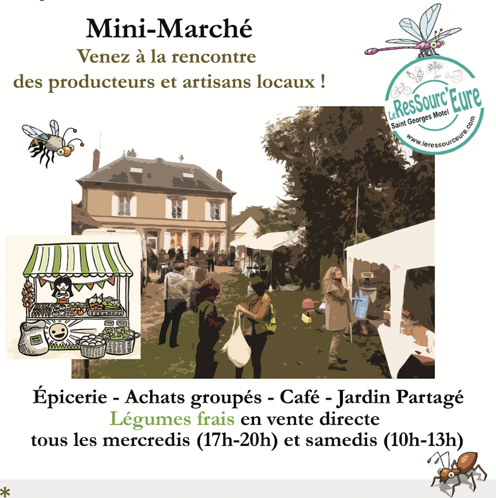 Mini-Marché Festif