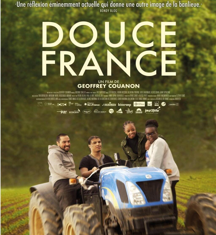 Ciné-débat «Douce France»