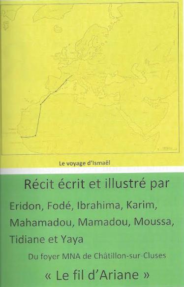 """Exposition """"Partir"""" (Arve Réfugiés et Fil d'Ariane)"""