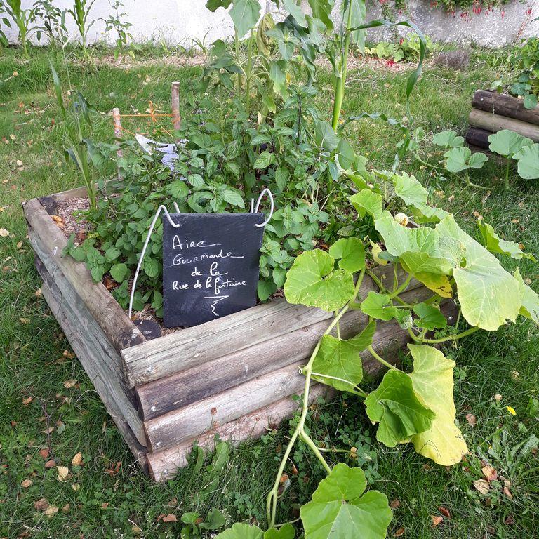 Découvrir l'aire gourmande de La Fontaine à Quimper