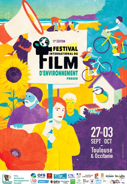 11ème édition du Festival International du Film d'Environnement