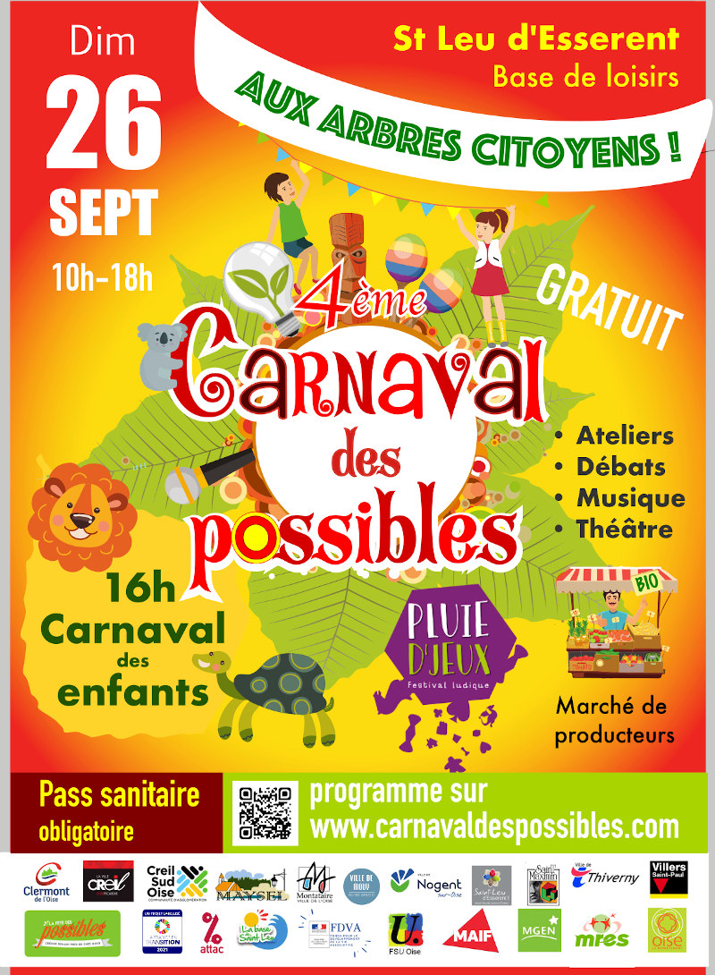 Carnaval des Possibles de l'Oise