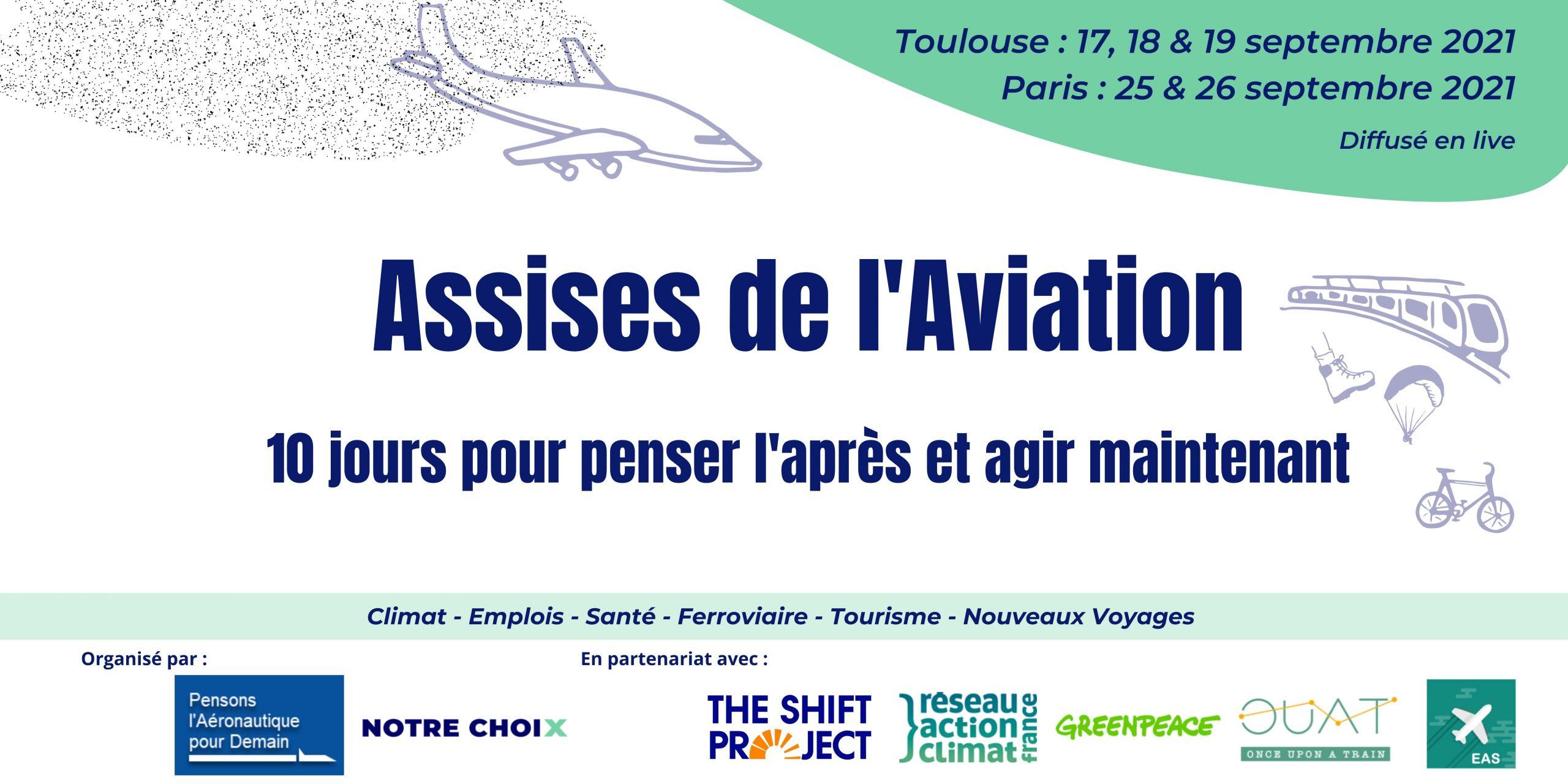 Assises de l'Aviation et des Nouveaux Voyages