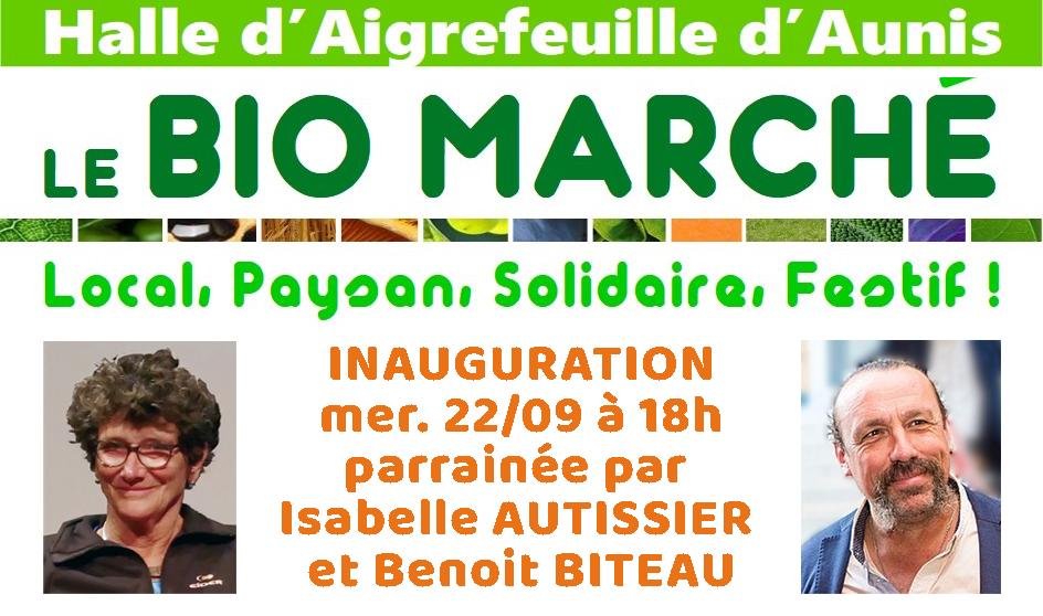 Bio Marché / Village des Possibles