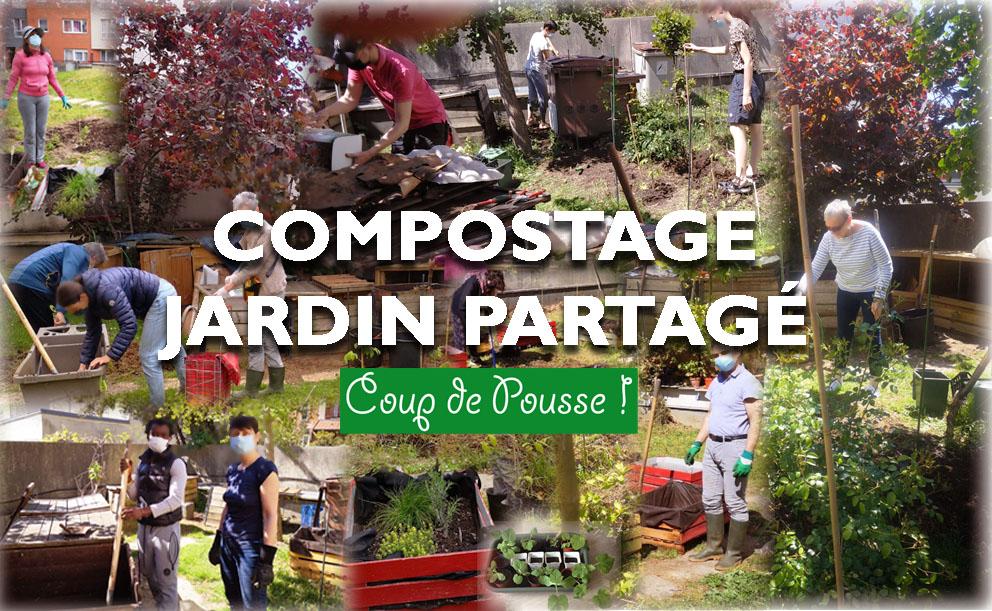 Compostage / Jardin partagé